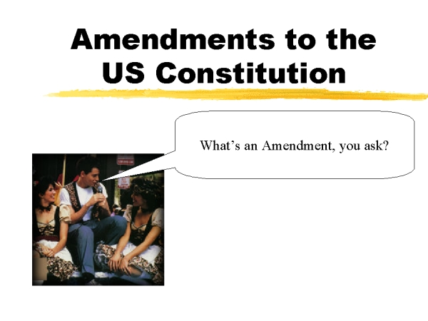 how to add amendments to the us constitution